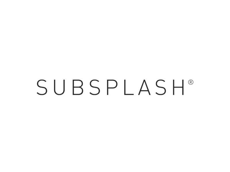 Subsplash feature image