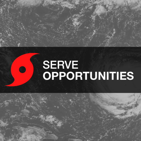 Hurricane Florence SERVE Opportunities
