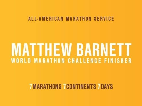 All-American Marathon Service