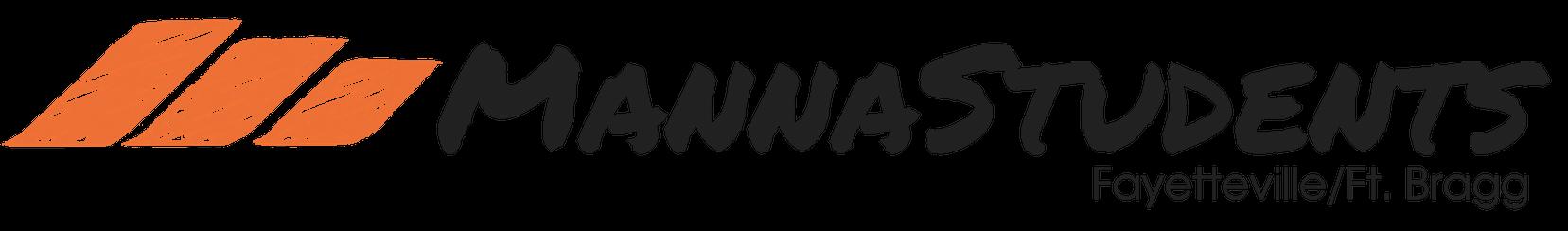 Manna Church Students Logo